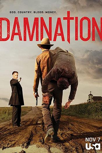 دانلود زیرنویس سریال Damnation