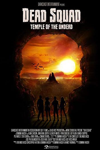 دانلود زیرنویس فیلم Dead Squad Temple of the Undead 2018