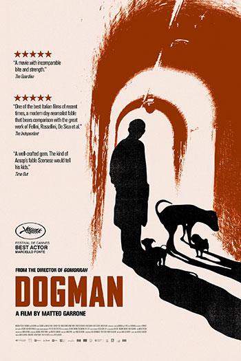 دانلود زیرنویس فیلم Dogman 2018