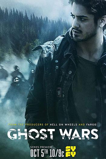 دانلود زیرنویس سریال Ghost Wars