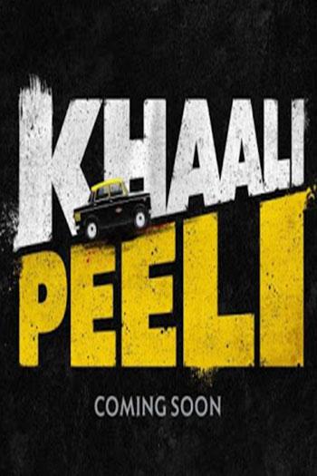 دانلود زیرنویس فیلم Khaali Peeli 2020
