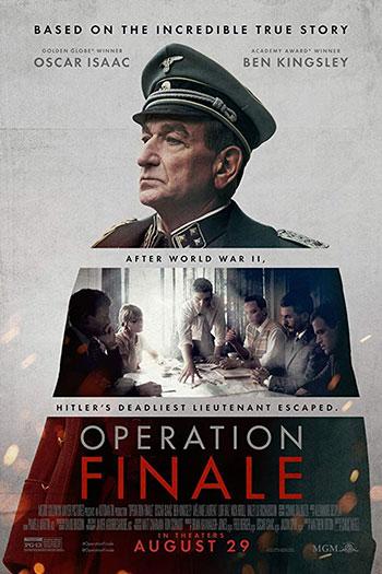 دانلود زیرنویس فیلم Operation Finale 2018