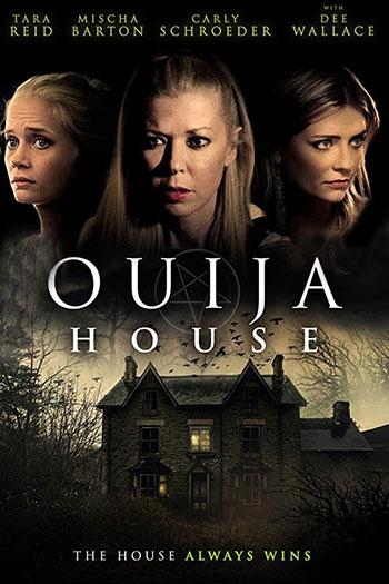 دانلود زیرنویس فیلم Ouija House 2018