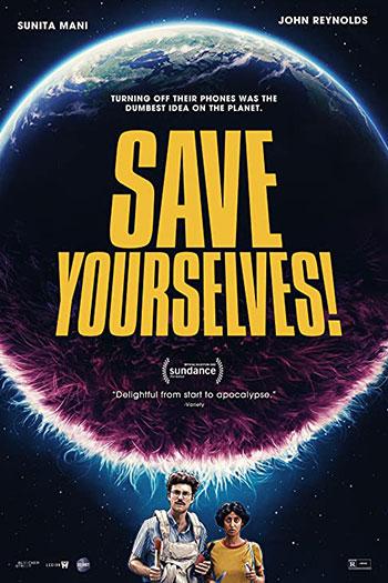 دانلود زیرنویس فیلم Save Yourselves! 2020