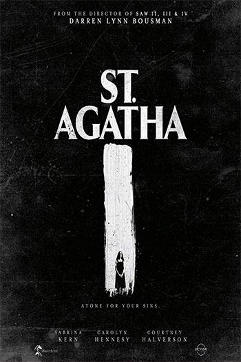 دانلود زیرنویس فیلم St. Agatha 2018