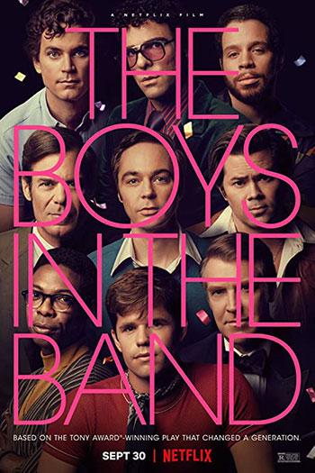 دانلود زیرنویس فیلم The Boys in the Band 2020