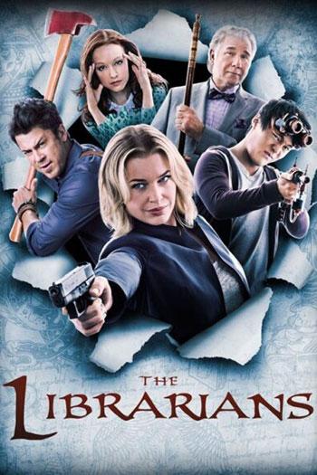 دانلود زیرنویس سریال The Librarians