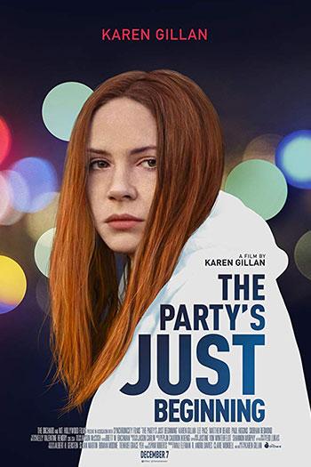 دانلود زیرنویس فیلم The Party's Just Beginning 2018