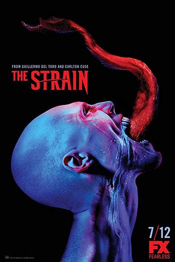 دانلود زیرنویس سریال The Strain
