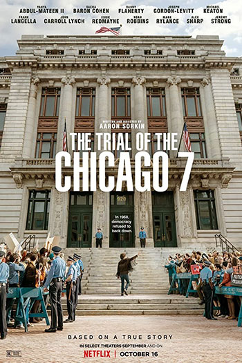 دانلود زیرنویس فیلم The Trial of the Chicago 7 2020