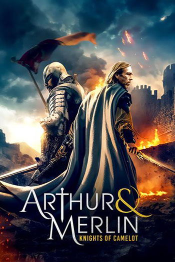 Arthur & Merlin Knights of Camelot 2020