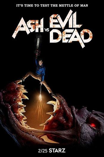 دانلود زیرنویس سریال Ash vs Evil Dead