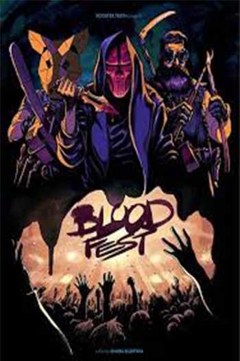 دانلود زیرنویس فیلم Blood Fest 2018