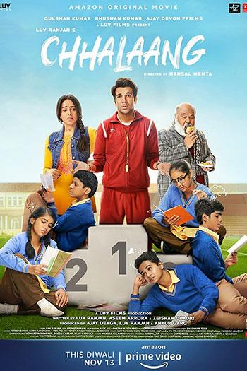دانلود زیرنویس فیلم Chhalaang 2020