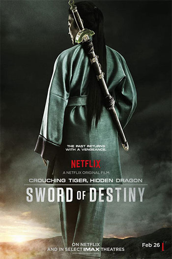 دانلود زیرنویس فیلم Crouching Tiger, Hidden Dragon: Sword of Destiny 2016