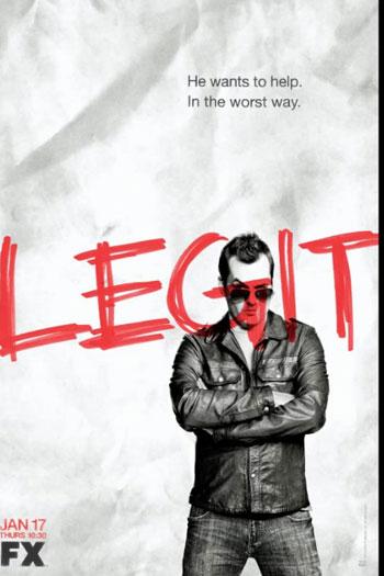دانلود زیرنویس سریال Legit
