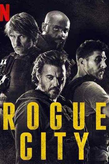 دانلود زیرنویس فیلم Rogue City 2020