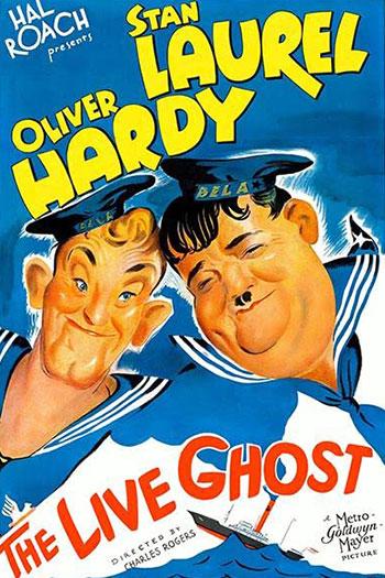 دانلود زیرنویس فیلم The Live Ghost 1934