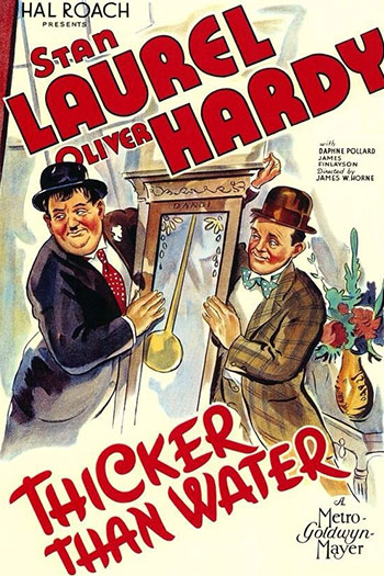 دانلود زیرنویس فیلم Thicker Than Water 1935