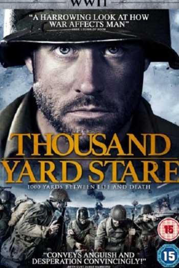 دانلود زیرنویس فیلم Thousand Yard Stare 2018