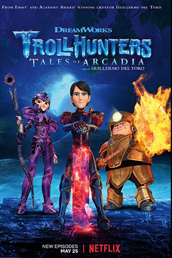 دانلود زیرنویس انیمیشن سریالی Trollhunters: Tales of Arcadia