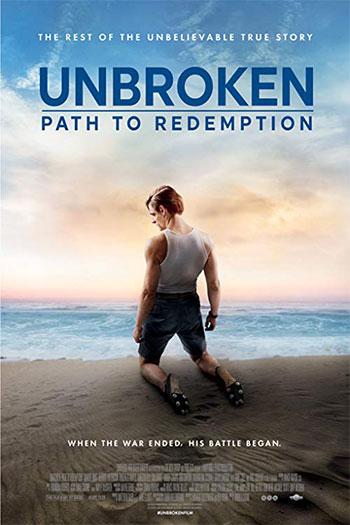 دانلود زیرنویس فیلم Unbroken: Path to Redemption 2018