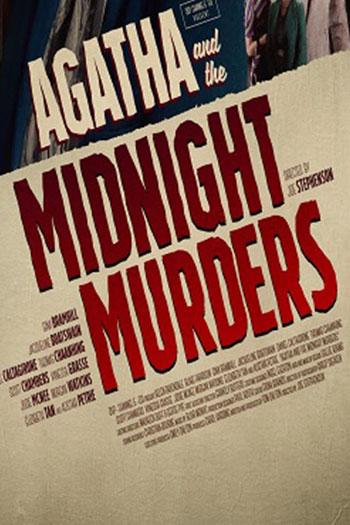 دانلود زیرنویس فیلم Agatha and the Midnight Murders 2020