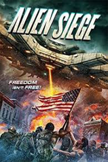 دانلود زیرنویس فیلم Alien Siege 2018