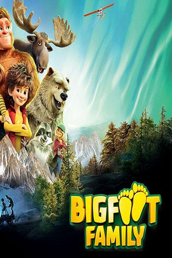 دانلود زیرنویس انیمیشن Bigfoot Family 2020