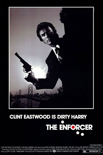 Dirty Harry 3 The Enforcer 1976