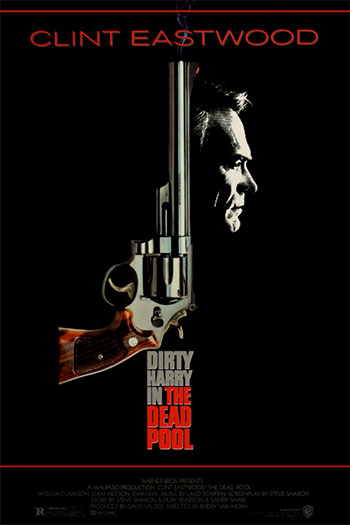 Dirty Harry 5 The Dead Pool 1988