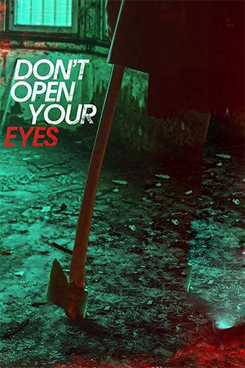 دانلود زیرنویس Don't Open Your Eyes 2018