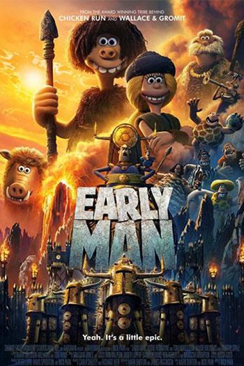 دانلود زیرنویس انیمیشن Early Man 2018