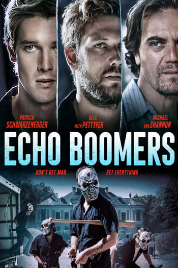 دانلود زیرنویس فیلم Echo Boomers 2020