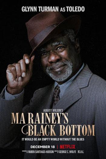 دانلود زیرنویس فیلم Ma Rainey's Black Bottom 2020