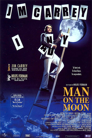 Man on the Moon 1999