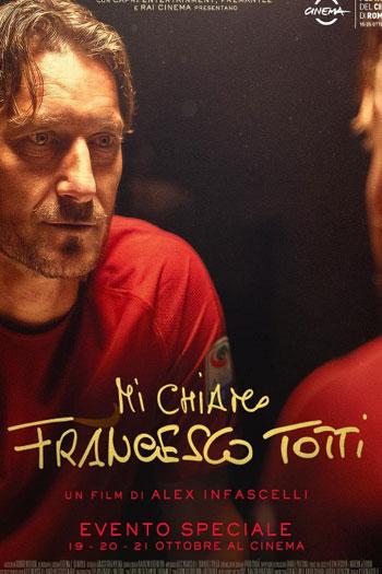 دانلود زیرنویس مستند My Name Is Francesco Totti 2020