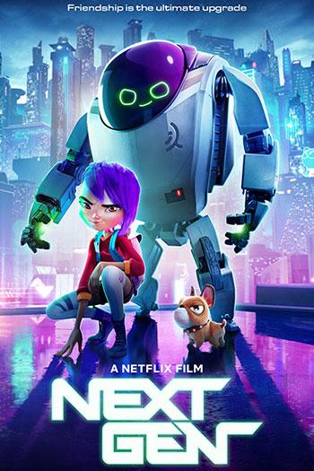 دانلود زیرنویس انیمیشن Next Gen 2018