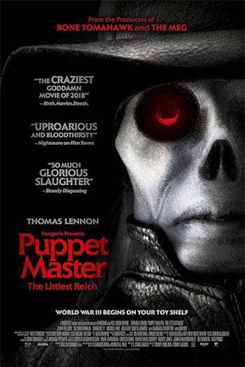 Puppet Master The Littlest Reich 2018
