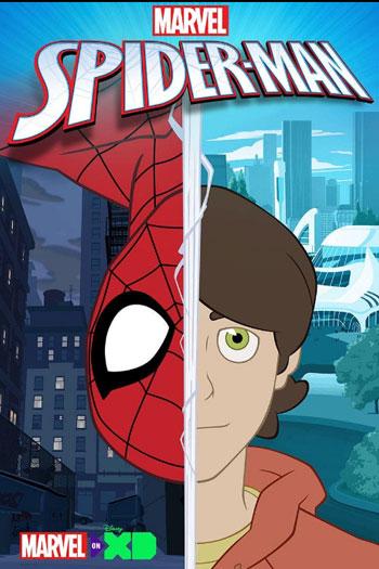 دانلود زیرنویس انیمیشن سریالی Spider-Man