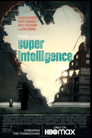 دانلود زیرنویس فیلم Superintelligence 2020
