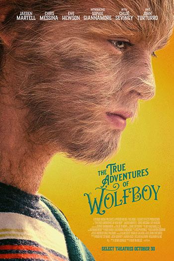 دانلود زیرنویس فیلم The True Adventures of Wolfboy 2019