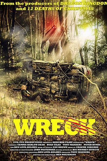 دانلود زیرنویس فیلم Wreck 2020