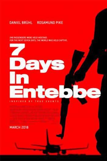 دانلود زیرنویس فیلم 7Days in Entebbe 2018
