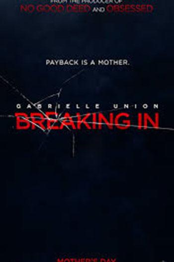 دانلود زیرنویس فیلم Breaking In 2018