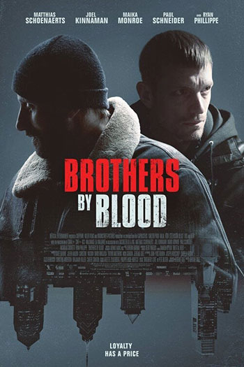 دانلود زیرنویس فیلم Brothers by Blood 2020