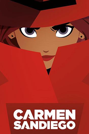 دانلود زیرنویس انیمیشن سریالی Carmen Sandiego