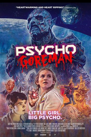 دانلود زیرنویس فیلم Psycho Goreman 2020