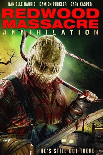 دانلود زیرنویس فیلم Redwood Massacre Annihilation 2020