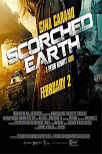دانلود زیرنویس فیلم Scorched Earth 2018